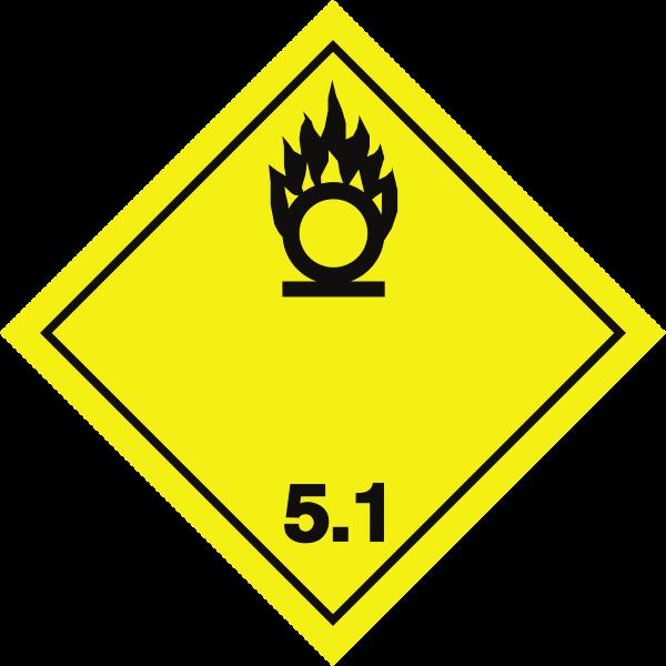 Klasse 5.1 Oxiderende stoffer