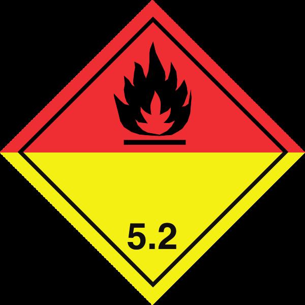 Klasse 5.2 - Organiske peroxider