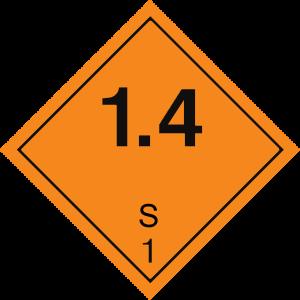 fareseddel 1.4S