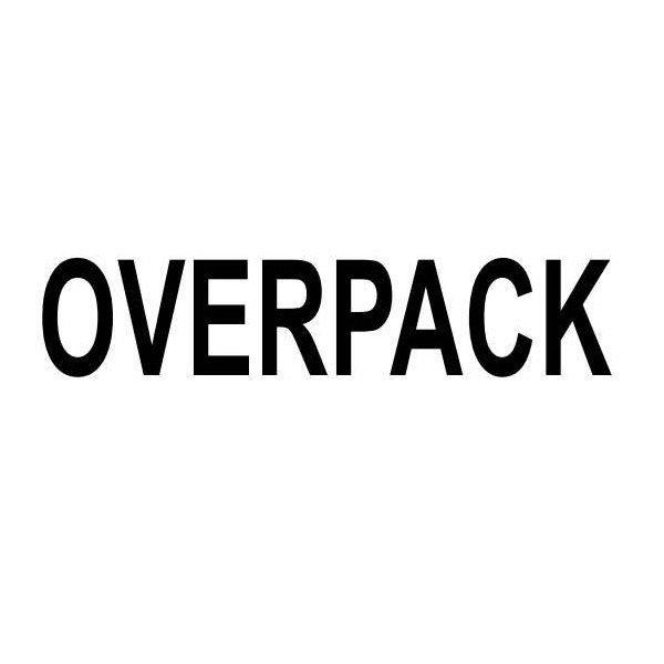 overpack etiket 100x50mm