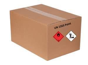 UN-kasse som kombinationsemballage