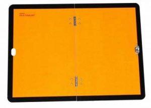 Orange ADR skilt