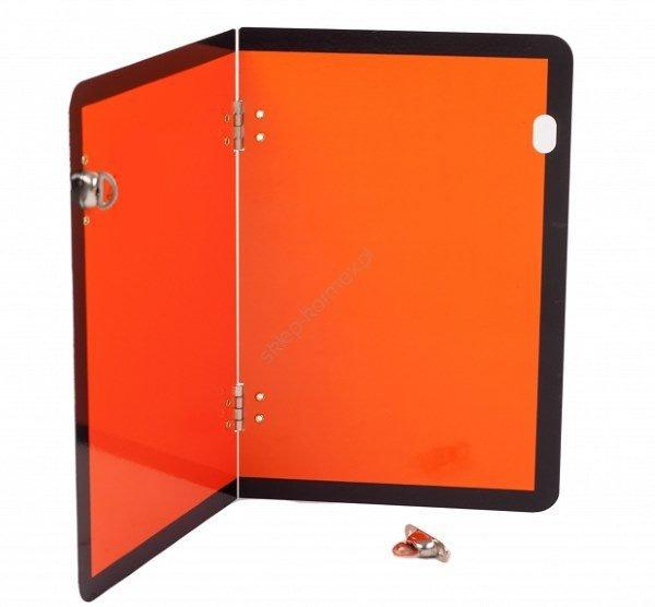 Orange ADR skilt 300 x 400 mm til lastbiler
