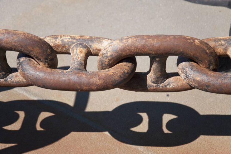 Ingen kæde er stærkere end det svageste led