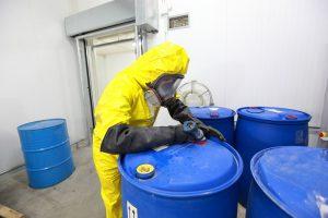kemisk arbejdsmiljø tromler