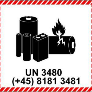 lithium-ion-batteri-un3480-telefon