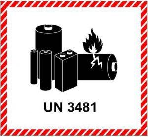 lithiumionbatteri un3481