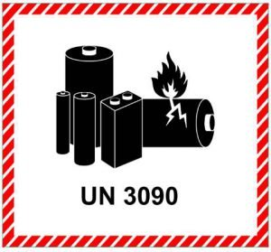 lithiummetalbatteri un3090