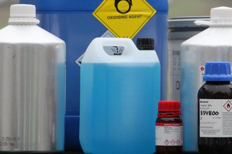 emballage kemikalier UN godkendt
