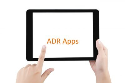 Apps til ADR