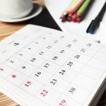Kalender farligt gods kursus 2019